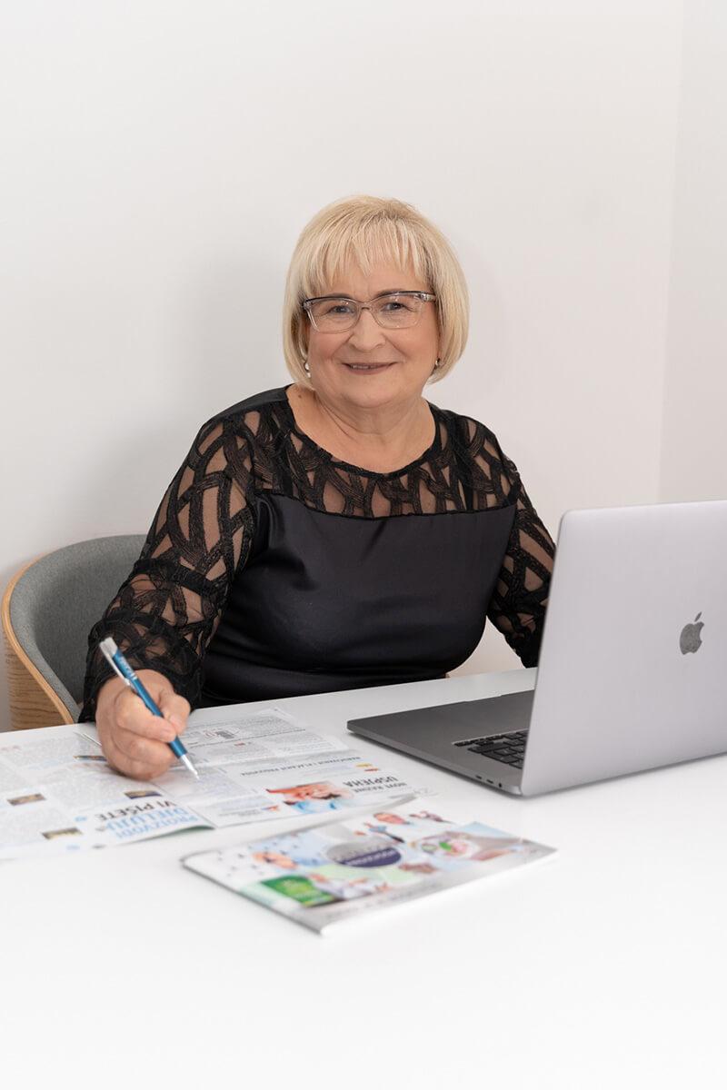 Branka Ostojić, manager Calivita International