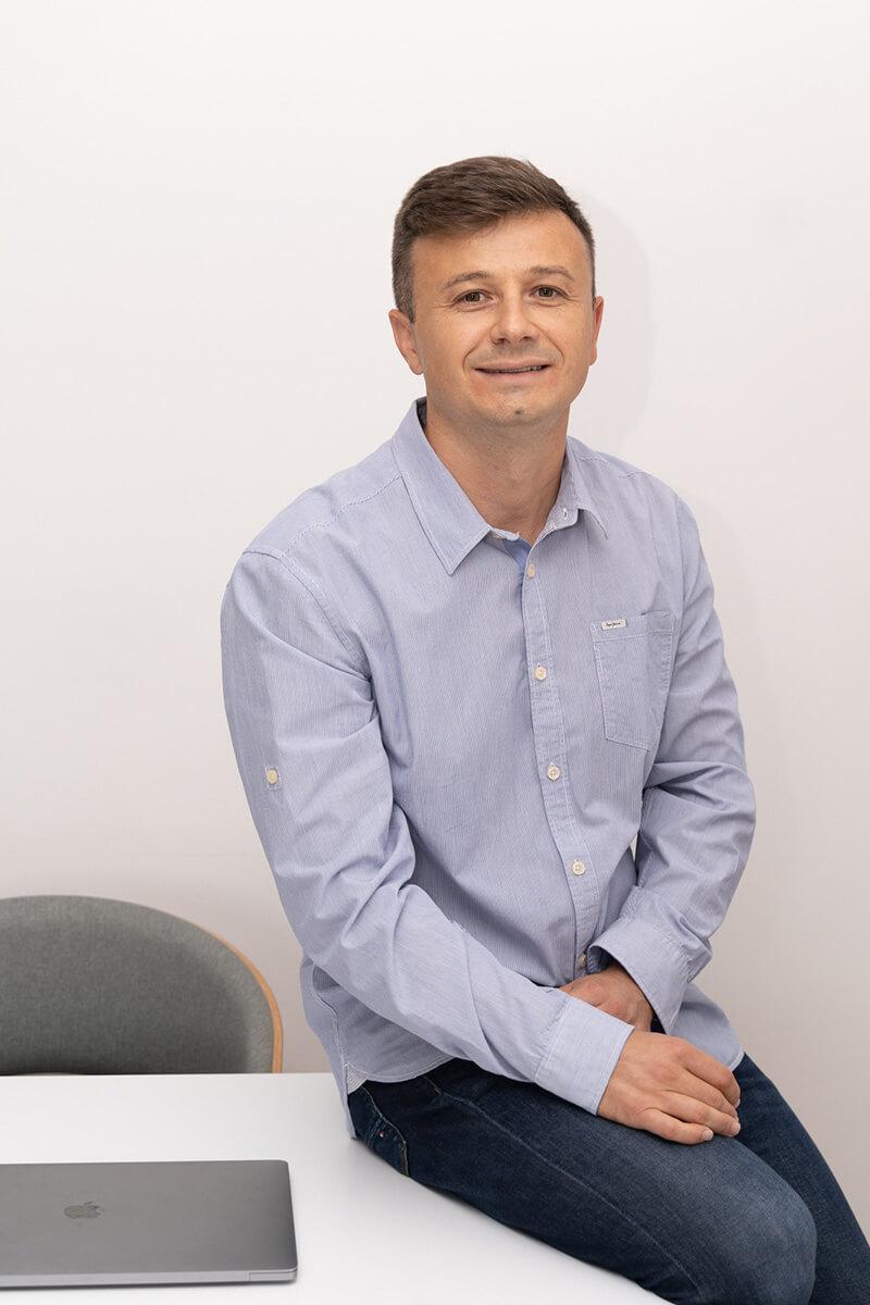 Damir Erjavac, manager CaliVita International