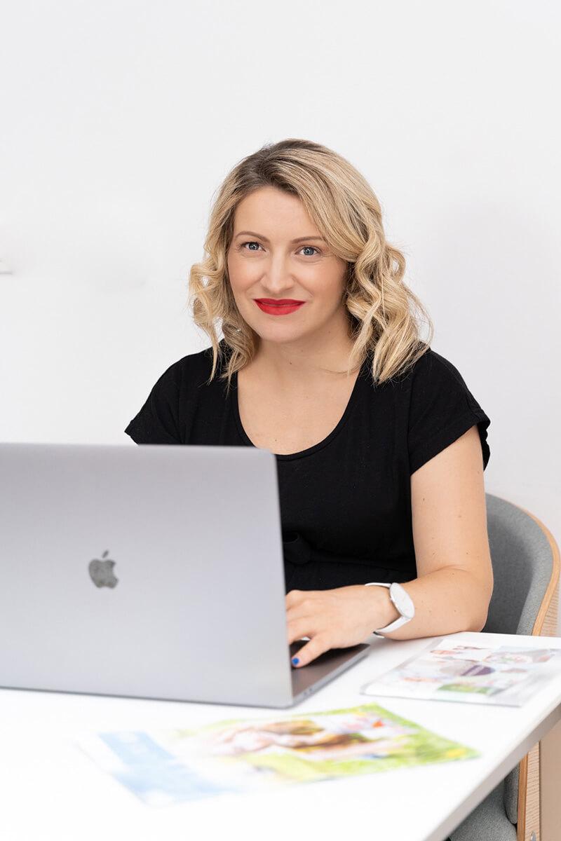 Mirela Ostojić Erjavac, nutricionist, manager CaliVita International